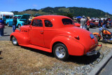 Party at The Port Classic Car Show  Gold Beach, OR         July 2, 2011