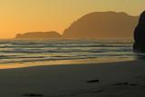 Sunset at Cape Sebastian