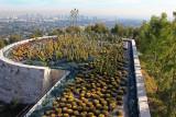 Cactus Garden overlooking Century City, CA