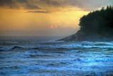 Cape Sebastian and the Pacific
