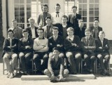 Sheerness secondary school 1962