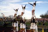 Cheerleading Monon Bell Game      11/12/2005