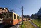 Jungfrau Railway, Kleine Scheidegg