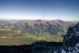 View from Eigerwand