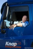 Dutch truck driver