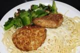 Pasta aus Neapolis mit Römerkäse und Crabcakes _DSC4859.jpg