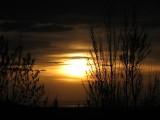 Sunset from Pocatello over American Falls Reservoir from Little Canon Camera IMG_2473.jpg