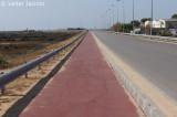 Urban cycleway, Faro