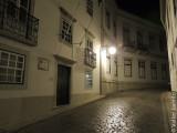 Faro at night
