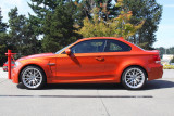 BMW 1M Coupe at 2011 M-Car Day