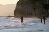 Ocean Beach Surf Fishing