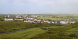 Tempête et ciels irlandais