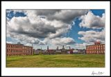 Saco and Abandoned Textile Mills