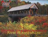2007 NH Calendar Cover