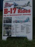 B-17 visits Ames