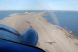 landing at Barter Island