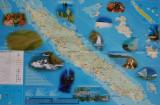 New Caledonia Travel Map