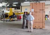 R44 in a box