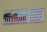 Helisud sign