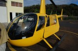 R44 on the ramp