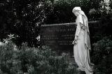 Cemetery Buschey in Hagen II b/w 2006-09-16