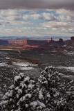 Snow and Mesa