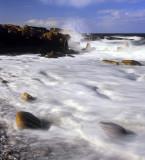 Receding Tide Hopeman