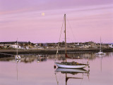 Findhorn Moonrise