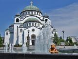 The Orthodox Temple of Saint Sava