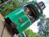 A Swiss tram in Serbia