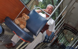 A more traditional way to take a tram....
