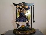 Non-scale Samurai Warrior
