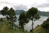 Vista Parcial de la Laguna de Ayarza