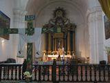 Detalles del Altar Mayor de la Iglesia