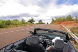 Towards Waimea Canyon - Kauai