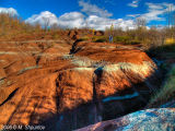 Cheltenham Badlands, Ontario