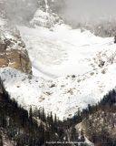 Glacier of the Grand Tetons