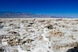 Badwater salt flats