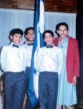 Graduación de Sexto Grado