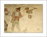 Mural in Santa Caterina del Sasso