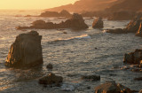 Big Sur Rugged Shoreline