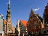 Riga and the House of the Blackheads