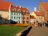 Riga and the Old Town