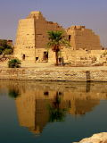 Karnak Temple, the Sacred Lake and Pylons