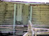 derelict house