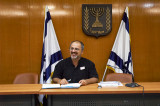 Meeting at Knesset