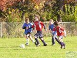 Saturday morning soccer in Ottawa WI