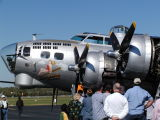 A Day in the Life of a B-17 Bomber - Lebanon, TN