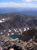 Mt. of the Holy Cross, Elev 14,005 ft