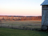 Sunset over Amherst Island